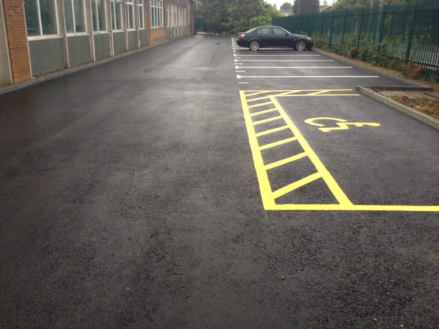 UK Surfacing - Car Park image
