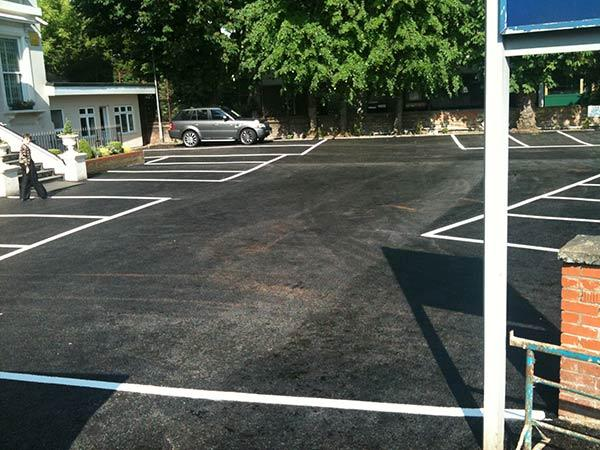 Office Car Park Repairs