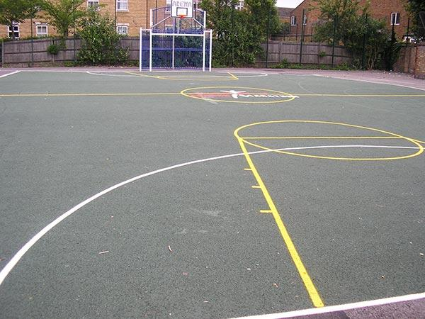 Playground Resurfacing