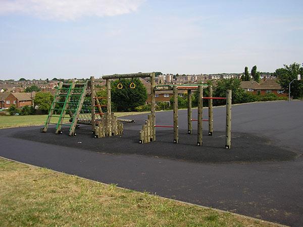 Playground Resurfacing