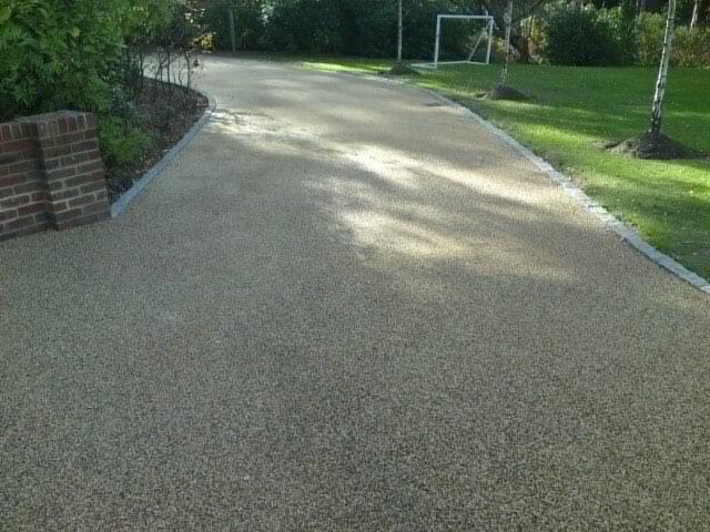 resin bound driveway