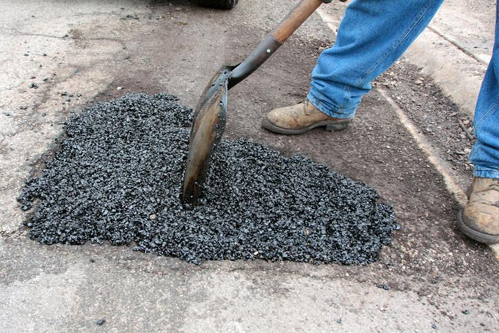 pothole repair