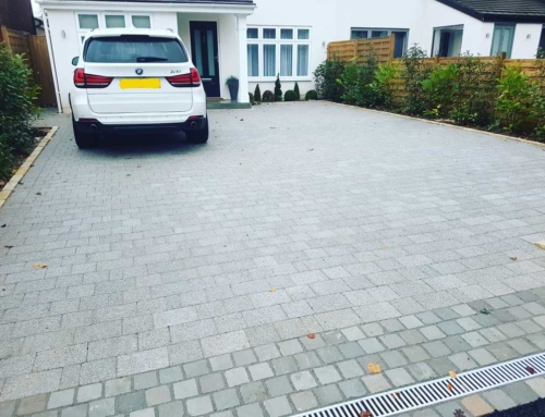 How a new driveway or patio could improve your home