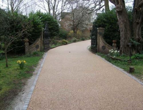 Common Resin Bound Driveway Problems And Their Solutions
