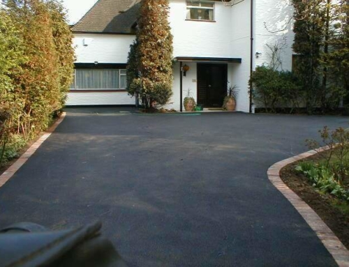 Solutions For A Steep Driveway