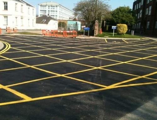 The Benefits of Thermoplastic Line Markings