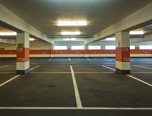 The Importance of Keeping your Car Park Well Maintained