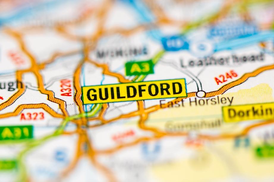 Local driveway company Guildford