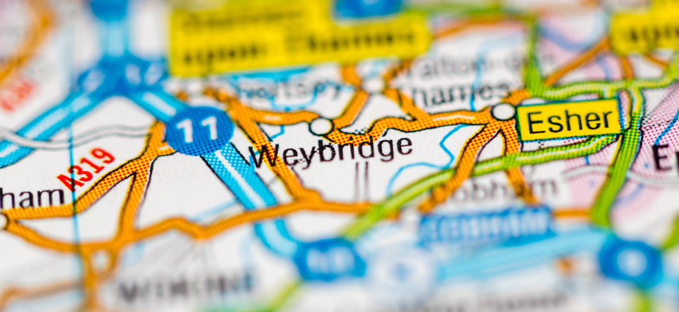 Local driveway company Weybridge