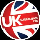 UK Surfacings Logo