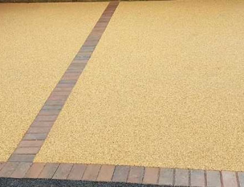 The Benefits of Resin Bound Driveways