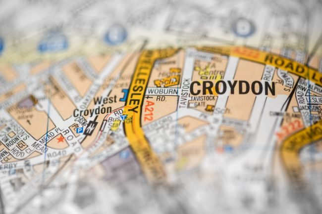 Local driveway company Croydon