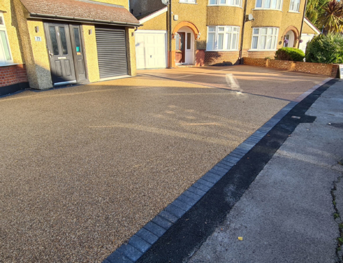 How Much Do Resin-Bound Driveways Cost?