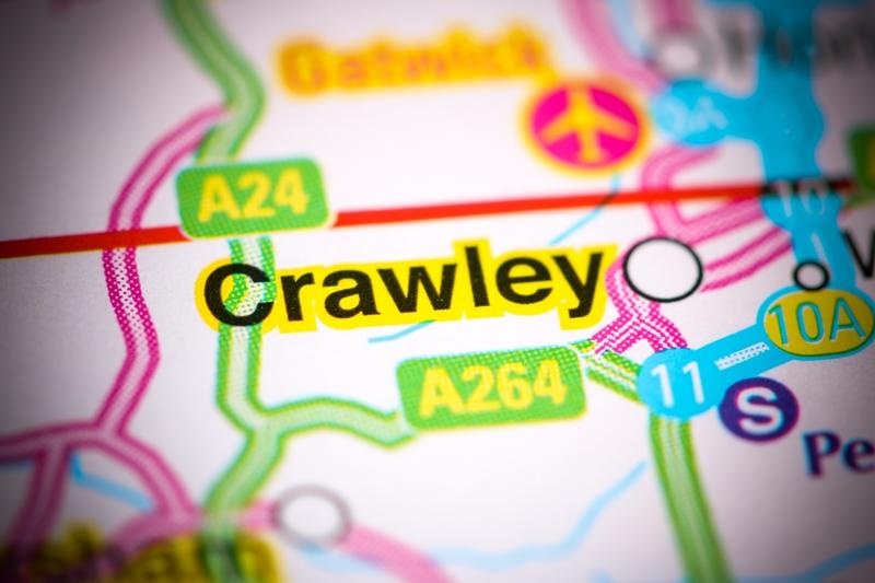 Local driveway company Crawley