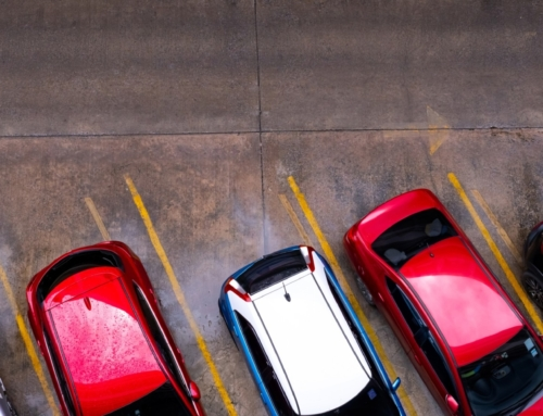 Is This the World's Most Expensive Car Park?