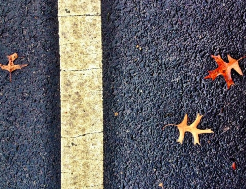 Why unmaintained road markings are dangerous